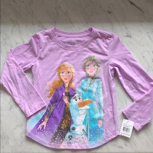 Disney's Frozen long-sleeve shirt